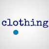 Logo .clothing domain