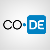 Logo .co.de domain