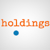 Logo .holdings domain