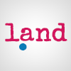 Logo .land domain