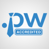Logo .pw domain